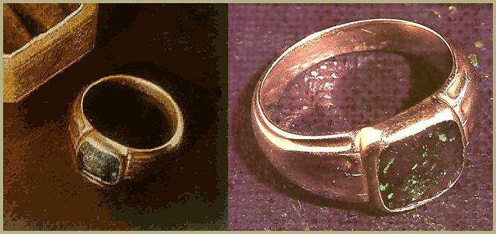 Перстень с изумрудом, подаренный Далю