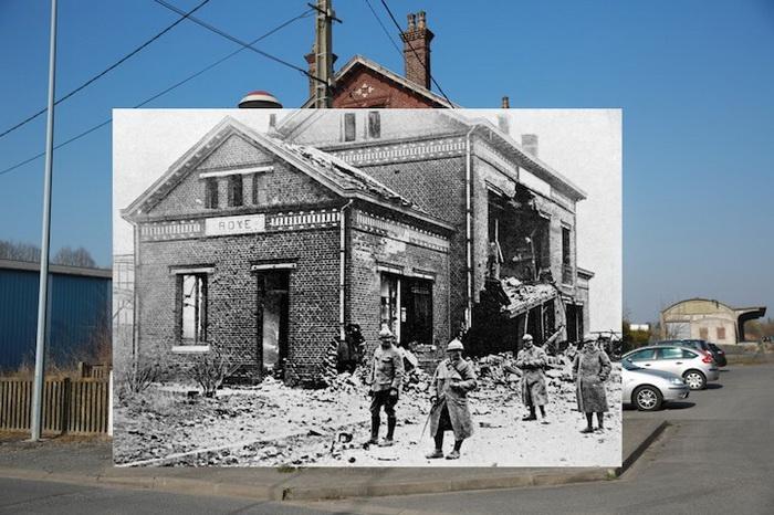 Прошлое и настоящее на фотографиях Питера Мэкдиармида (Peter Macdiarmid)