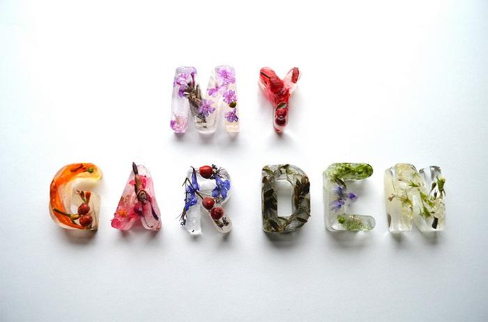 My Garden: проект дизайнера Петры Благовой (Petra Blahova)