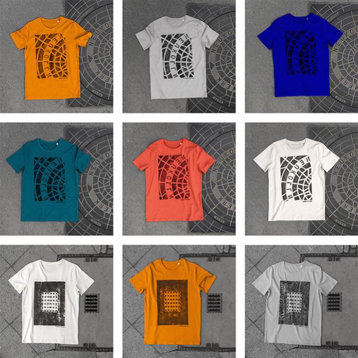 разнообразие цветов и принтов: футболки на любой вкус