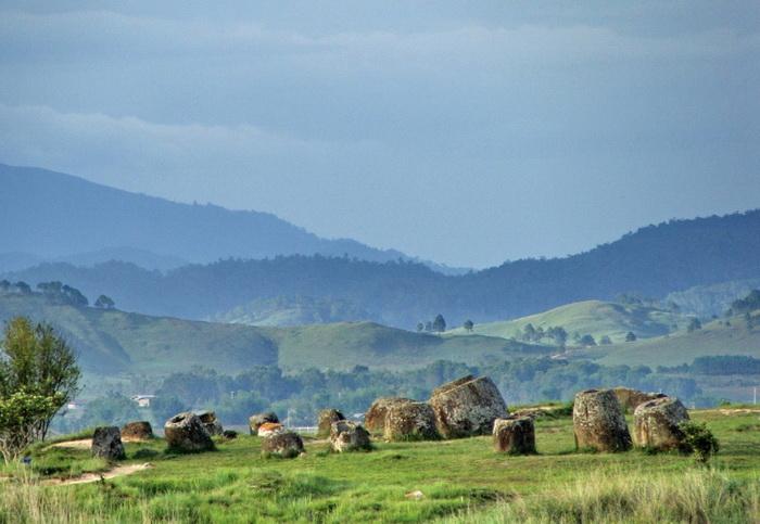 Долина кувшинов - главная историческая достопримечательность Лаоса