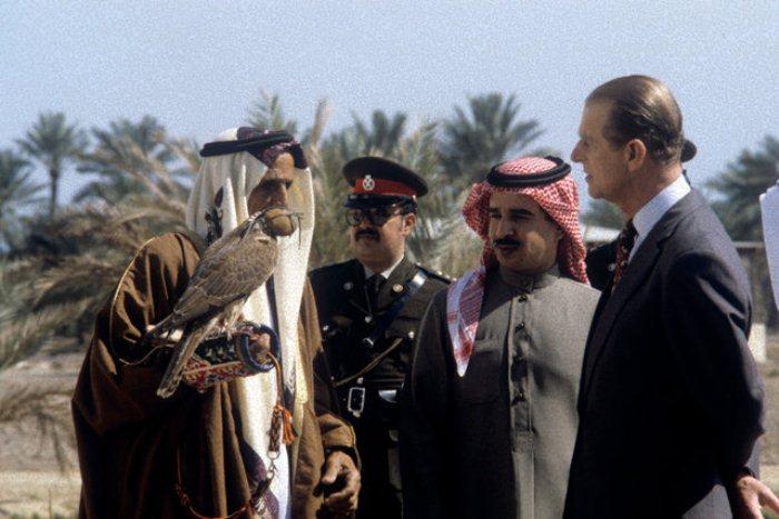 Командировка в Бахрейн, 1979 г.