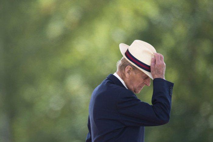 Принц Филипп отпраздновал 97 День рождения.