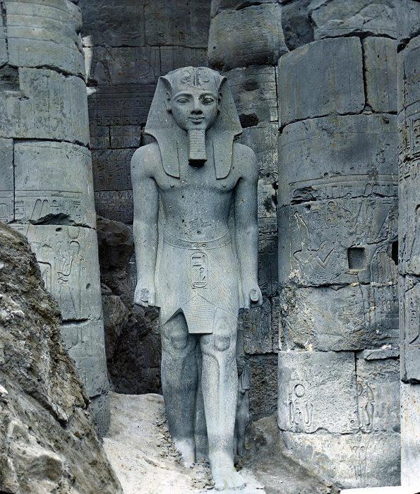 Рамсес Великий - один из самых успешных правителей Египта.
