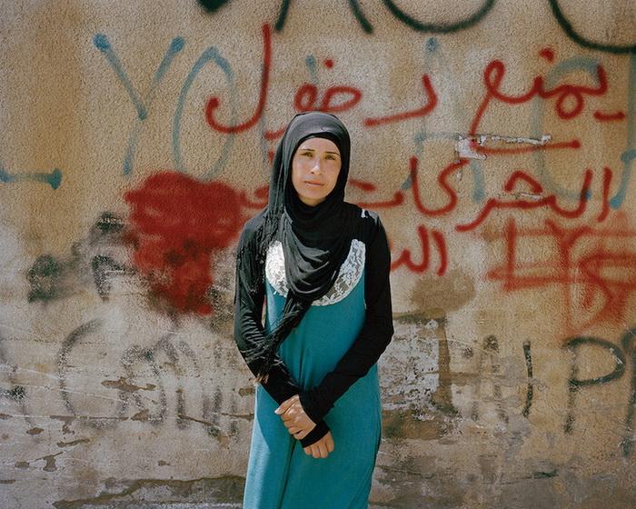 Портрет Рим, 18 лет, Бейрут, 2016 год