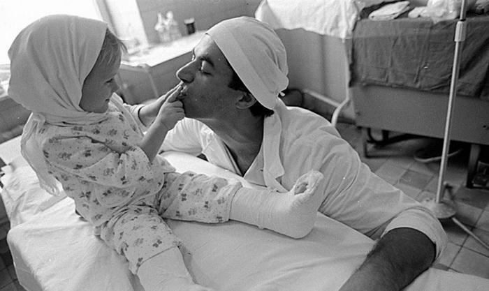 Расита Прасцявичуте на лечении в больнице