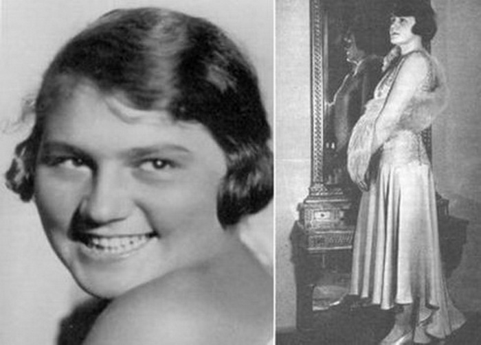 Гели Раубаль - возлюбленная Адольфа Гитлера