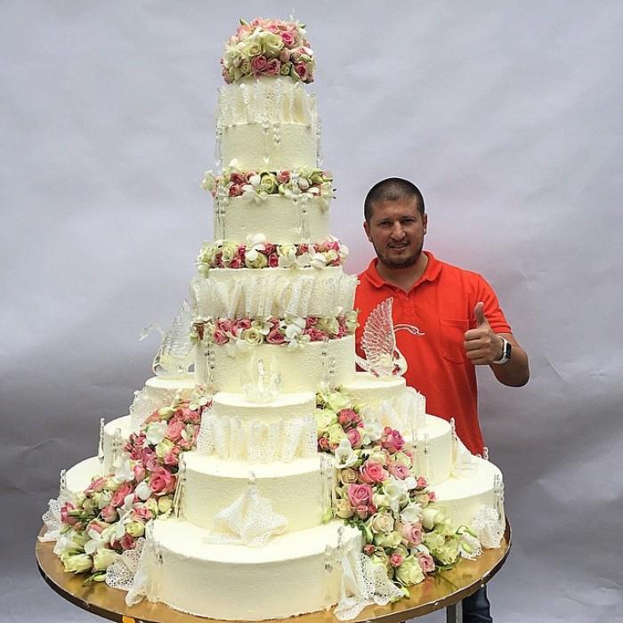 Торт юбилей 25 лет фото 8