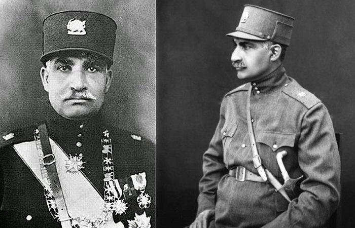 Реза Пехлеви - предпоследний шах Ирана.