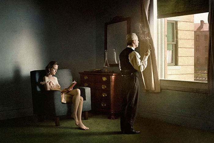 Автор фотоцикла Hopper Meditations - Ричард Тушман (Richard Tuschman)