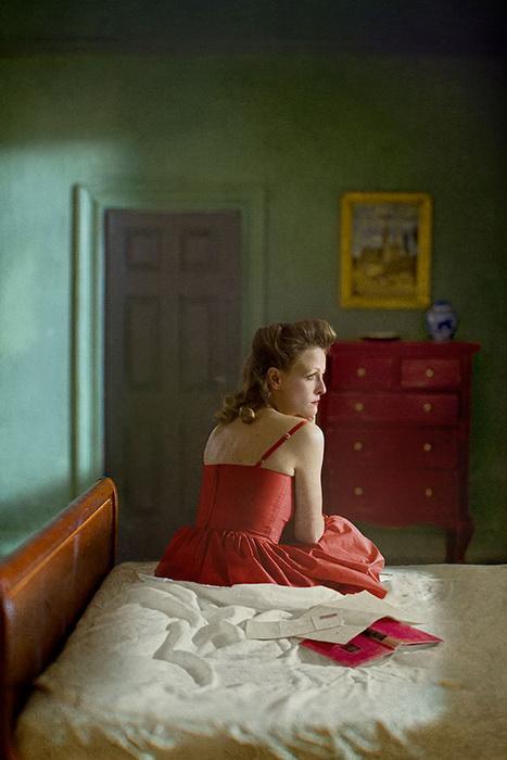Фотографии, вдохновленные картинами Эдварда Хоппера