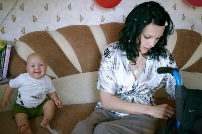 Наталья прекрасно справляется с воспитанием четырех детей.
