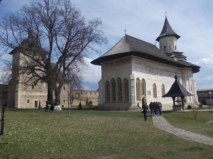 Монастырь Пробота.