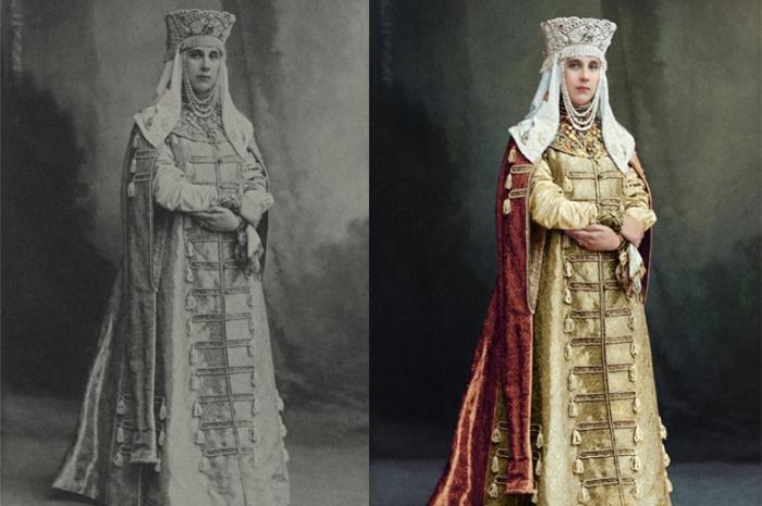 Графиня Елизавета Мусин-Пушкина