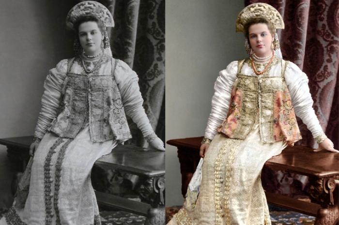 Княжна Варвара Александровна Долгорукова