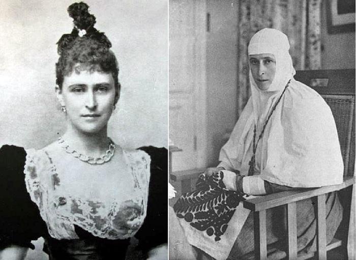 Елизавета Фёдоровна Романова, алапаевская мученица
