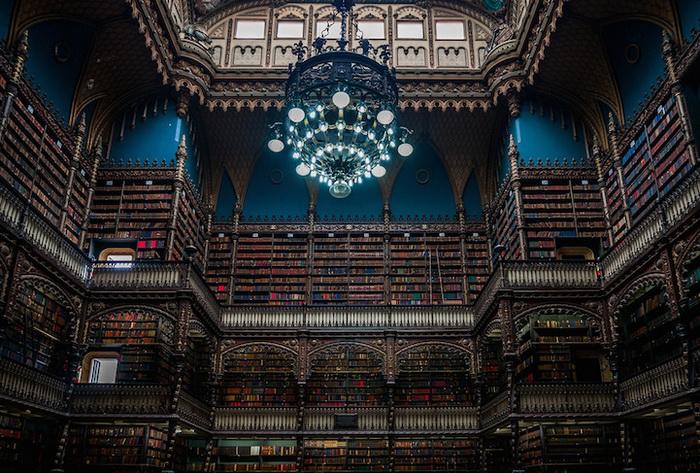 Библиотека Real Gabinete Portugues de Leitura