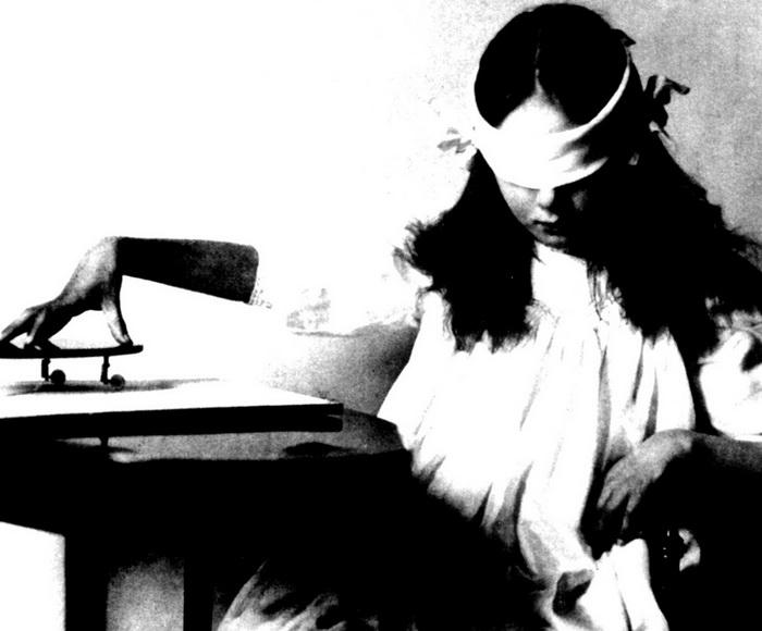 Роза Кулешова - советский экстрасенс, который мог читать с завязанными глазами