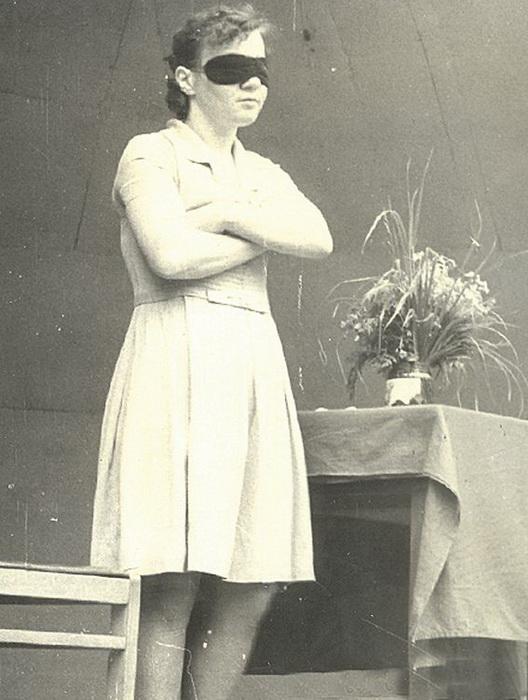 Публичное выступление Розы Кулешовой