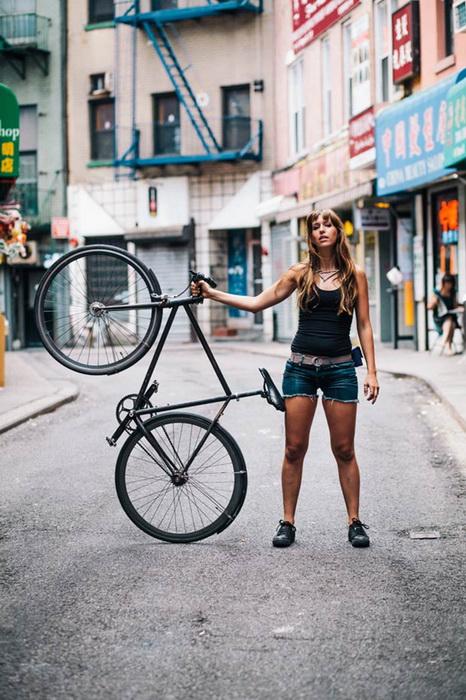 Preferred Mode: фотоцикл от Сэма Полсера (Sam Polcer)