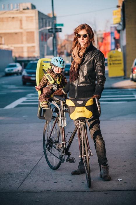 New York Bike Style: фотоцикл от Сэма Полсера (Sam Polcer)