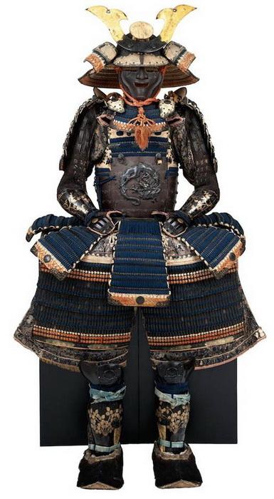 Доспехи Могами-до, середина 19 века