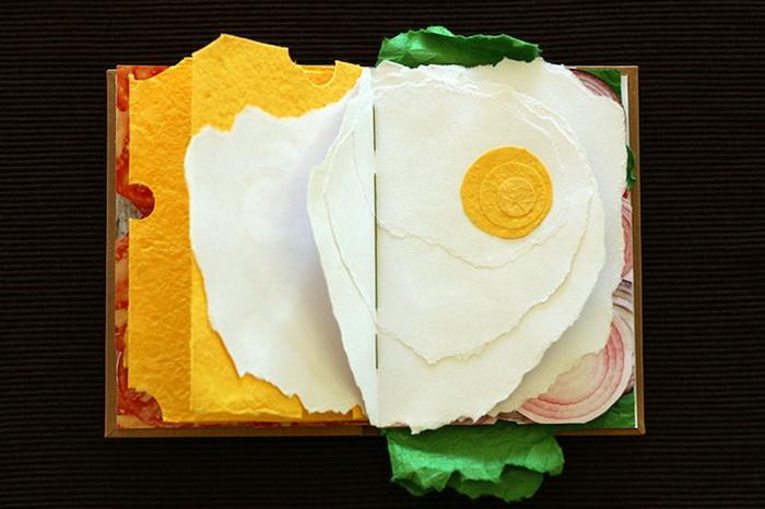 Sandwich Book. Аппетитная книга от Павла Пиотровски