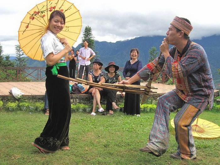 Ярмарка любви в Сапе (Вьетнам)