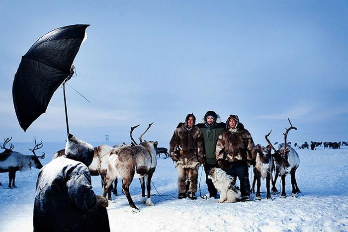 На краю Земли: фотопроект о жителях Чукотки