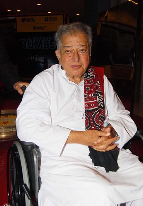 Шаши Капур скончался в возрасте 79 лет. Фото: easterneye.eu