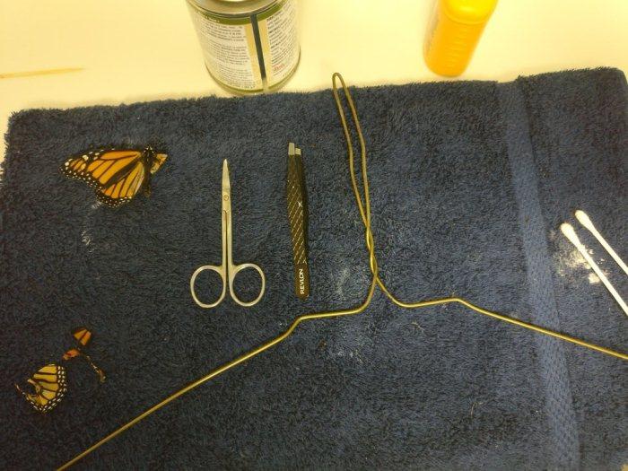 Подготовка к операции.