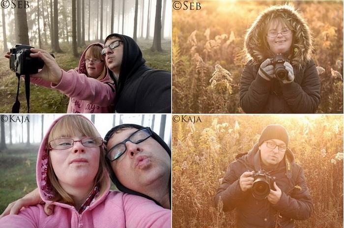 Фотограф Sebastian Luczywo устроил соревнование с дочерью