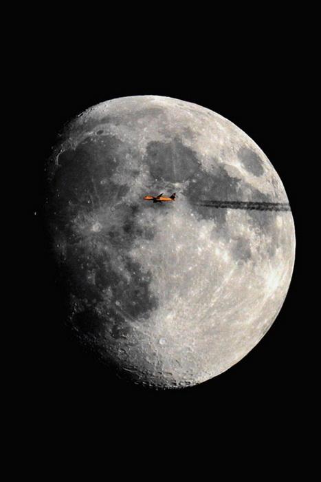 *Космический* фотопроект от Себастьяна Лебриганда (Sebastien Lebrigand)