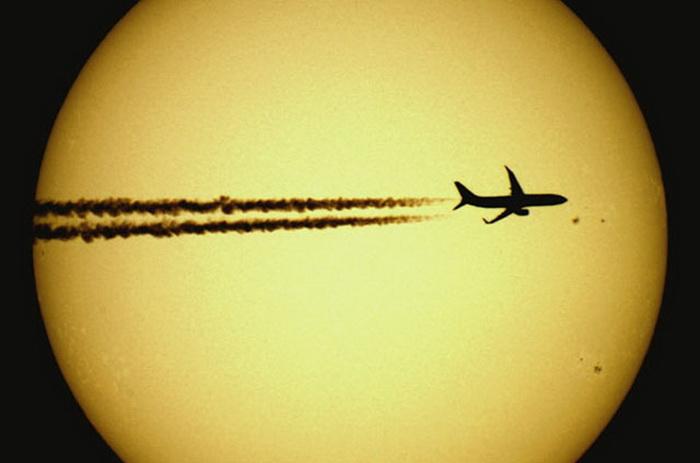 Путешествия к Солнцу на фотографиях Себастьяна Лебриганда (Sebastien Lebrigand)