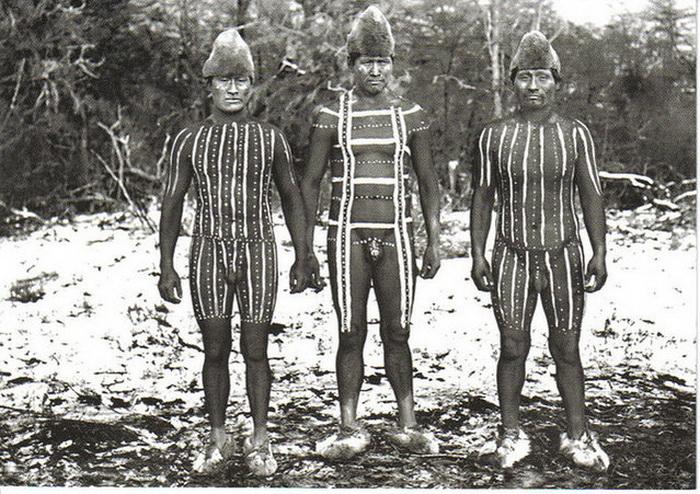 Селькнам - индейцы Огненной Земли