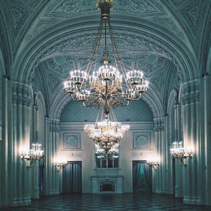 Мраморный дворец. Фото: Сергей Прокопенко