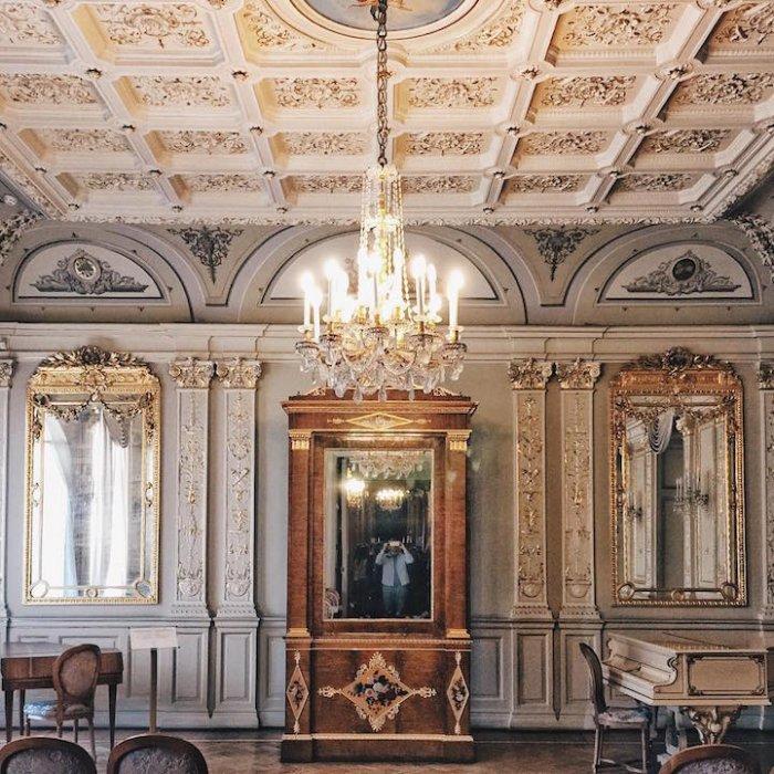 Юсуповский дворец. Фото: Сергей Прокопенко