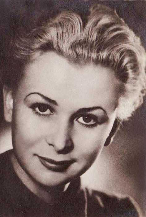 Портрет Валентины Серовой