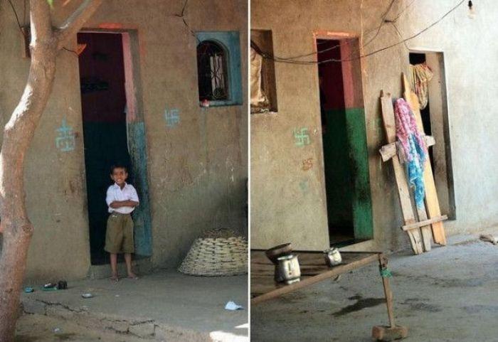 Shani Shingnapur - индийская деревня с домами без дверей