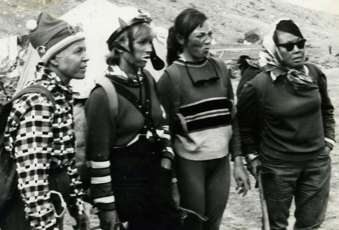 Бесстрашные женщины-альпинистки