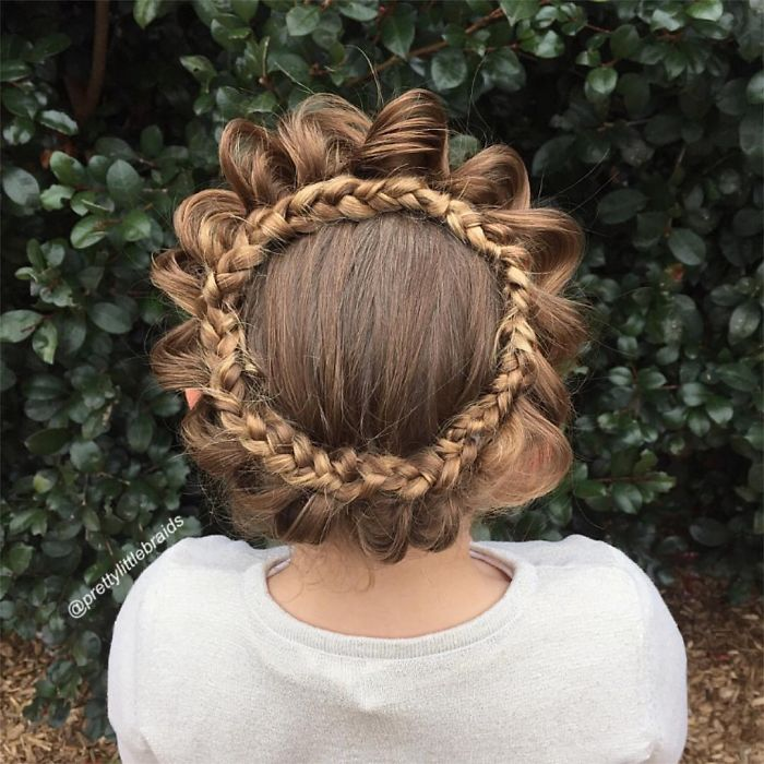 Мастерство плетения кос