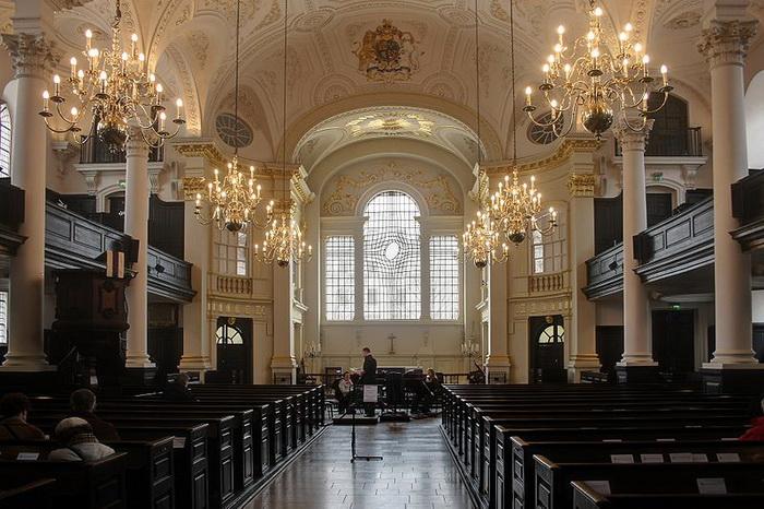 Церковь Святого Мартина «что в полях» (Лондон)