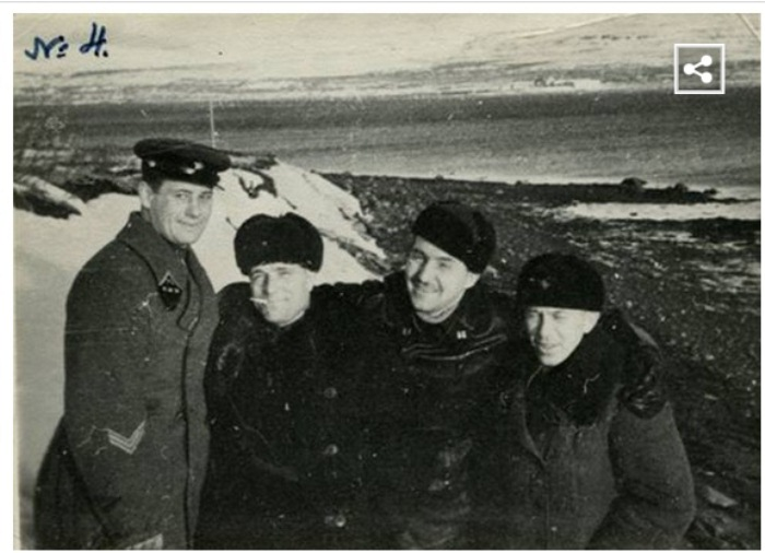 Снимок с Карельского фронта. Фото: murmansk.kp.ru