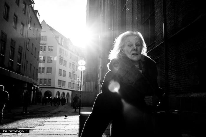 Скандер Хлиф запечатлел Вену и ее жителей.