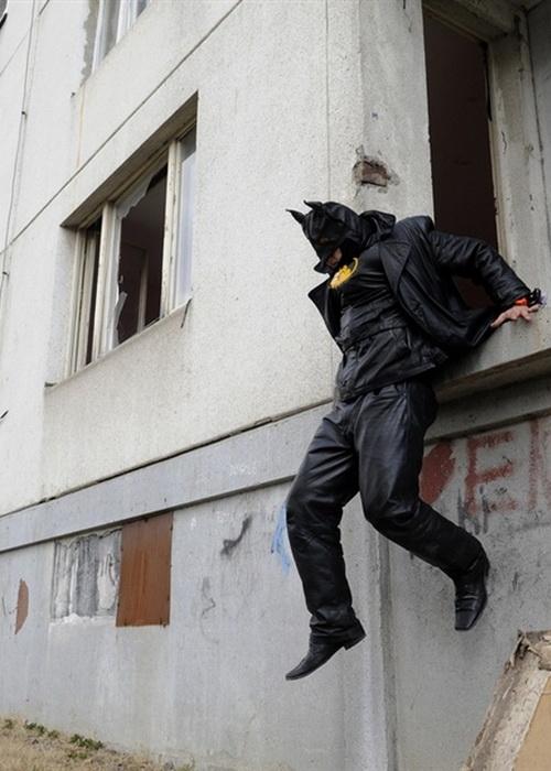 Для Бэтмена не существует преград