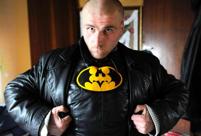 Золтан Когари - настоящий Бэтмен