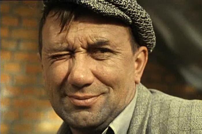 Алексей Смирнов - любимый актер миллионов советских зрителей