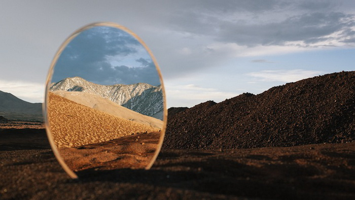 Фотографии с зеркалами: живописные пейзажи от Коди Уильяма Смита (Cody William Smith)