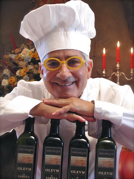 "Шеф-повар ресторана ""Solo Per Due"""