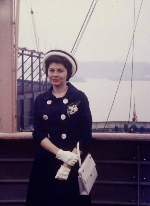 Королева Ирана Сорайя Исфандияри-Бахтиари. Фото: royalisticism.blogspot.com